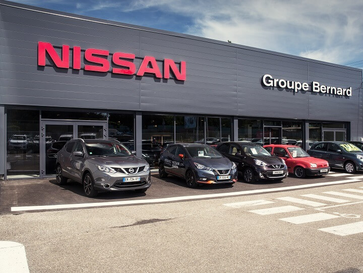 NISSAN ANNONAY