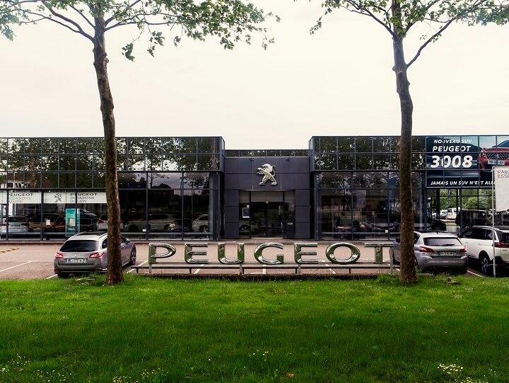 PEUGEOT BOURG-EN-BRESSE