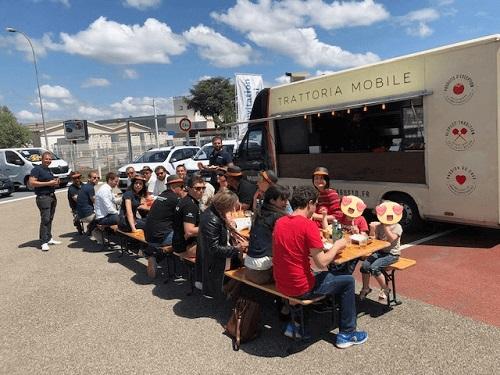 Moment de partage pour le FamilyDay chez Renault Bourg-en-Bresse