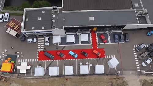 Portes Ouvertes - RENAULT Bourg-en-Bresse - Juin 2019